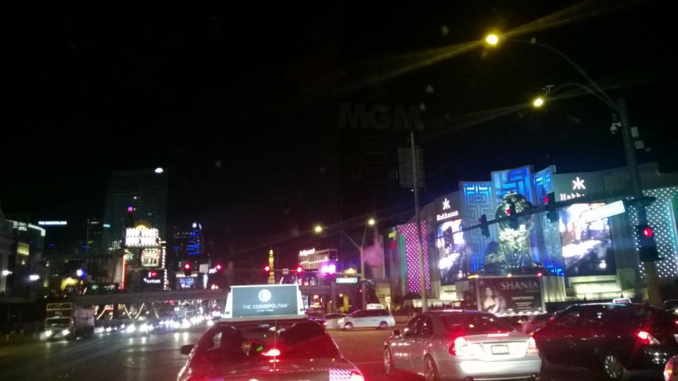 Las Vegas Strip - MGM